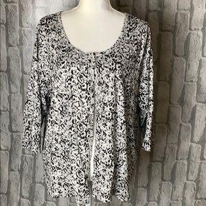 3/$25 🌟🌟🌟 Avenue lightweight cotton cardigan